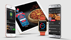 The Domino's Pizza digital strategy that's improving user experience and helping to increase yearly revenue