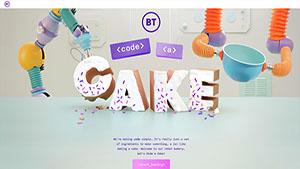 Code a Cake