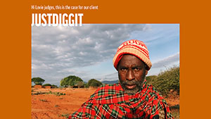 JUSTDIGGIT - USING THE POWER OF TECHNOLOGY FOR A GOOD CAUSE