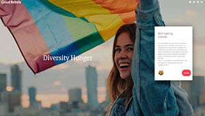 DIVERSITY HUNGER - DOMINO'S PIZZA
