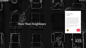More Than Neighbours - Domino's Pizza