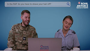 RAF Mythbusters – Answering your questions about life in the RAF